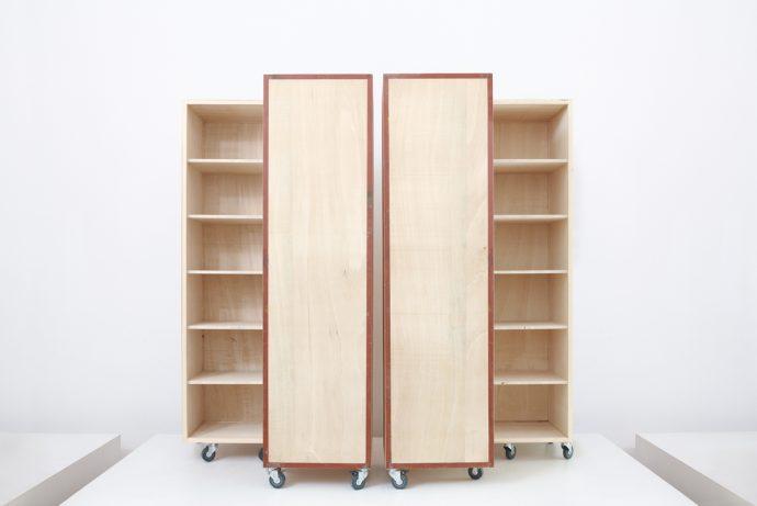 Unika Möbel Berlin Kleiderschrank design und realisation Studio KERTI
