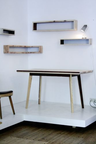 Home Styling Studio KERTI furniture design gallery Berlin