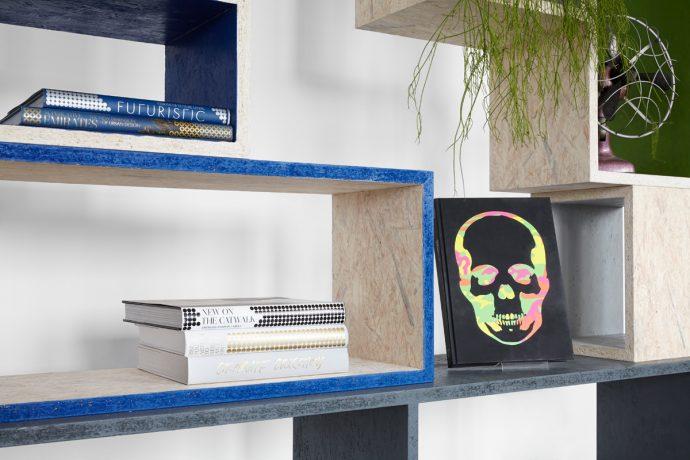 Innenarchitektur Raumteiler nach Maß in Berlin Studio KERTI