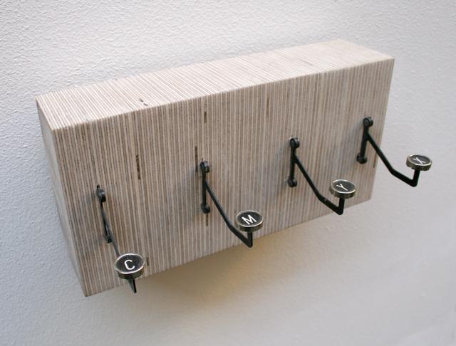 Sustainable design Berlin Schlüsselhalter key storage Berlin Designers
