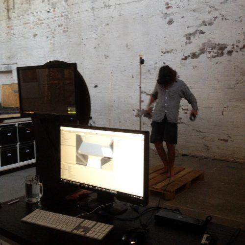 Studio KERTI virtual reality lab Berlin