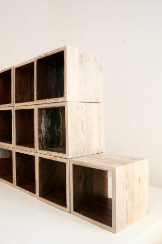Sustainable storage solutions Berliner Holzdielen Studio KERTI