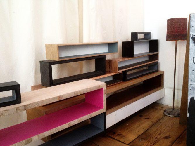 One-off design gallery pieces Berlin