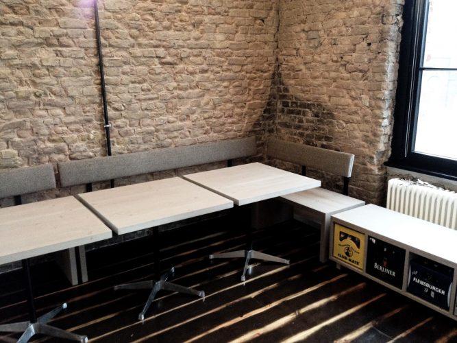 Studio KERTI furniture design realisation
