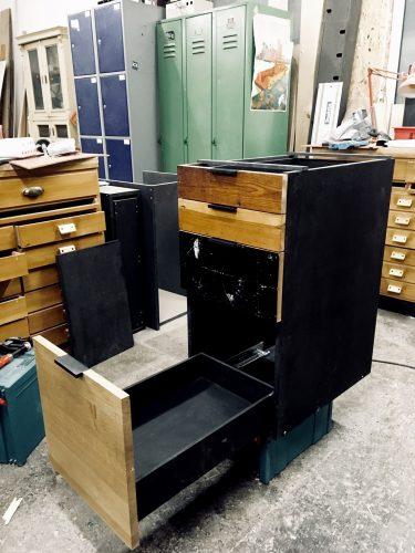 Sustainable design kitchen storage Einbaumöbel nach Maß für Berlin
