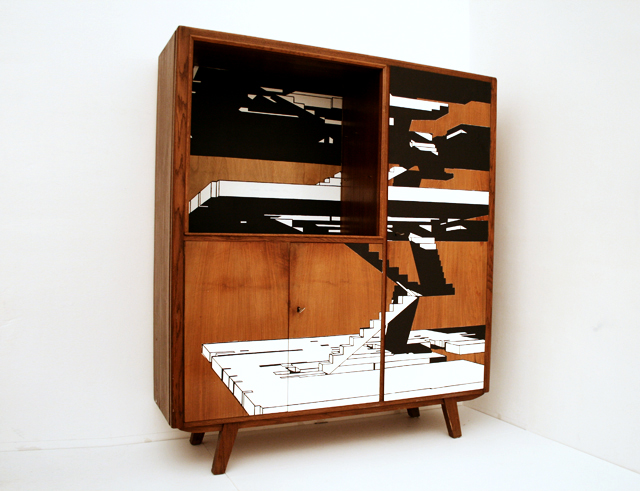 Sustainable furniture design art and realisation in Berlin