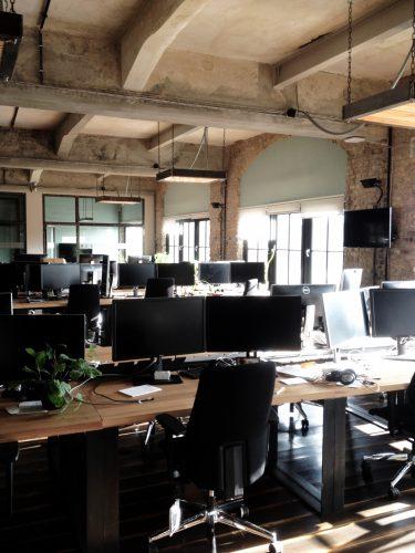 Interior architecture Berlin Studio KERTI 2015
