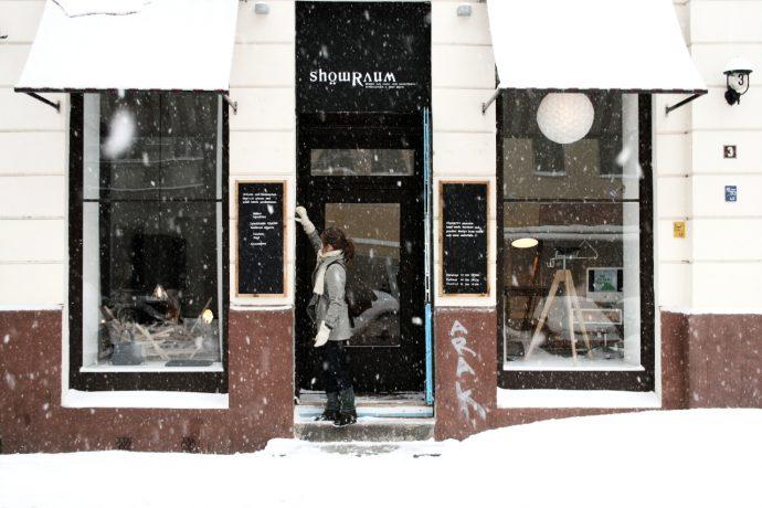 Wintertime at Studio KERTI
