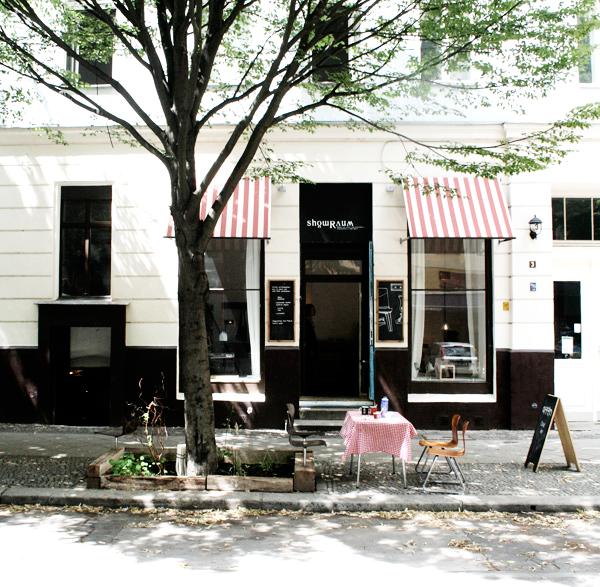 Studio shop front
