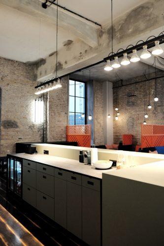 Berlin industrial style kitchen design Studio KERTI