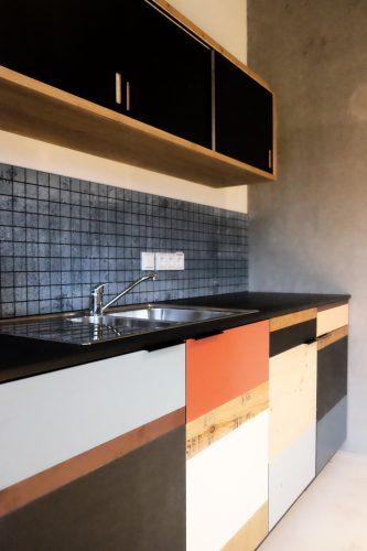 Sustainable materials kitchen Design Studio KERTI